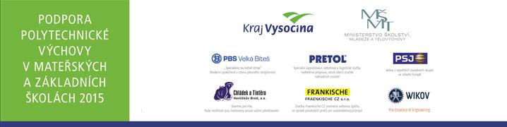 Podpora polytechnické výchovy v mateřských a základních školách v Kraji Vysočina